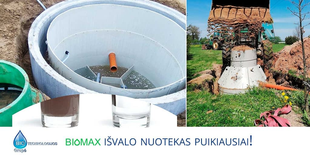 BIOMAX BNVI veiksmingumas M-6
